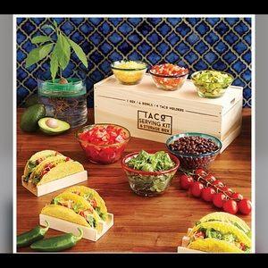 Taco Serving Kit